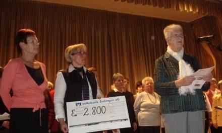 Spendenrekord 2008