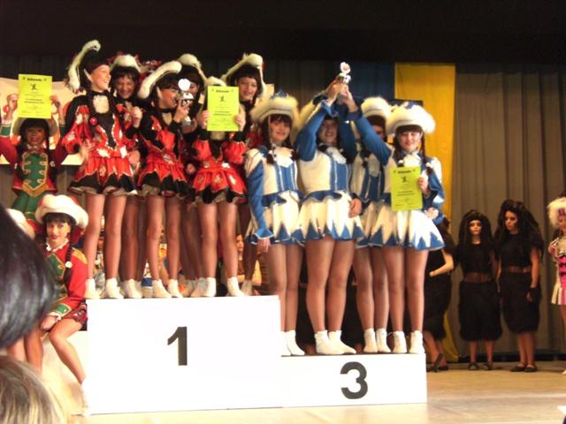 Tanzturnier am So 28.02.2010 in Dornstadt