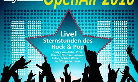 OpenAir: Ticketvorverkauf startete am 22.2.
