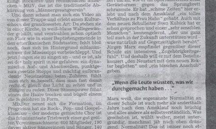 """RMR: """"Fulminantes Triebwerk einer gutgeölten Vereinsmaschinerie"""""""