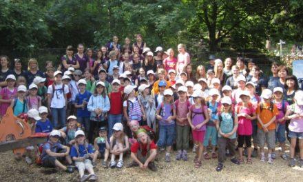 Wild, Wilder – Ausflug der MGV-Kids