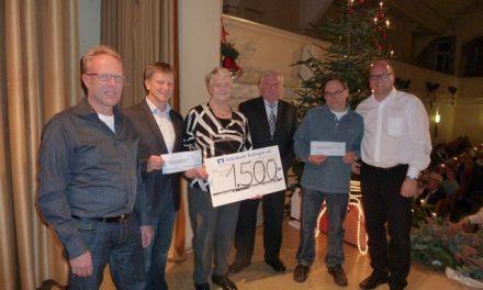 MGV erzielt 7300€ Spendenerlöse für soziale Zwecke