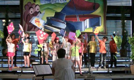 Sommerkonzert der Kinder- und Jugendgruppen des MGV