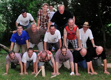 Klausurtagung MGV-Technikcrew 29.06.2012