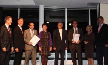 Großfamilie MGV wird 1.Sieger beim Ehrenamtspreis der EZ/KSK