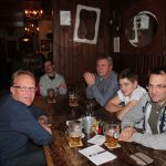 MGV-Technikcrew besucht das Vier Peh