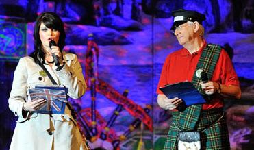 Mit Bob und Jane durch Great Britain!