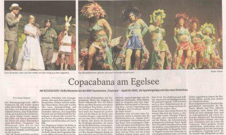 EZ: Copacabana am Egelsee