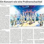 EZ: Ein Konzert wie eine Pralinenschachtel
