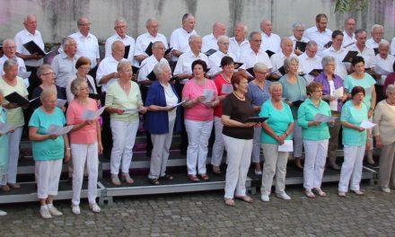 3. Sommernachtskonzert im Innenhof der Mozartschule