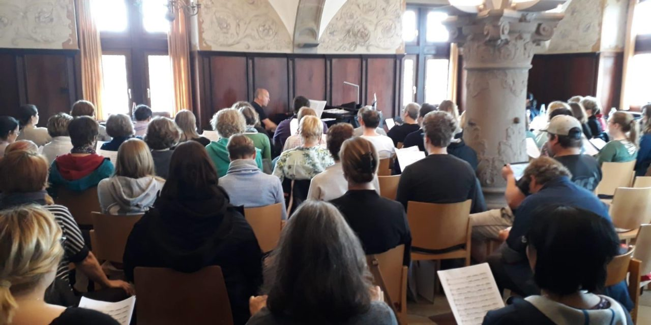 """Fantastische Probe"" – MixDur in Beilstein"