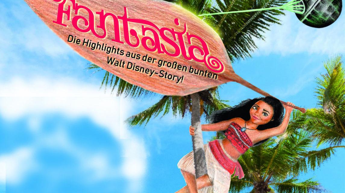 Fantasia Kartenausgabe und  letzte Bestellmöglichkeit!