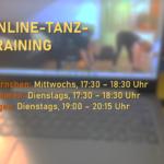 Termine: Online-Training der Tanzgruppen