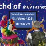 Beschd Of: MGV-Fasnetsshow 2021 – Schee warS …