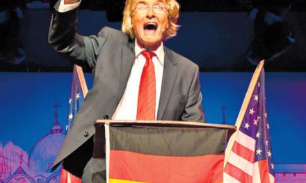 """EZ: """"Die Fasnet liegt ihm im Blut"""" – MGV-Präsident Thomas Haisch im Portrait"""