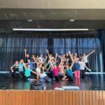 Tanzgarden: Trainingstag